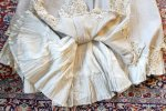 47 antique dress Redfern 1901