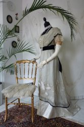antique dress HB