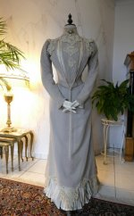 2 antique dress Redfern 1901