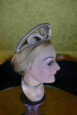 13 antique tiara 1910