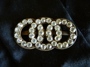 antique belt buckle 1900