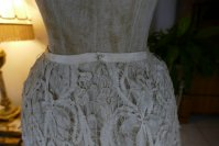 47 antique ALTMANN Battenburg lace dress 1904