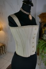 13 antique teenager corset 1905