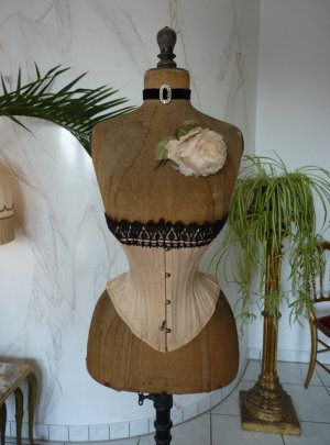 antique corset 1890