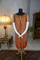 antique party dress 1926