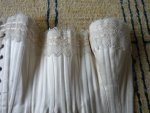 37 antique wedding corset 1880