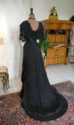 26 antique Drecoll dress 1906