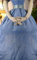32 antique ball gown 1864