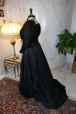 17 antique afternoon dress 1907