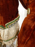 16c antique gown
