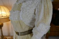 15 antique tea gown 1903