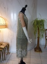 21 antique flapper dress 1925