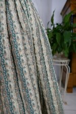 4 antique Biedermeier petticoat 1830