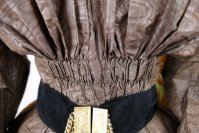13 antique afternoon dress 1840