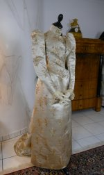 14 antique dress Maison Lipmann 1896