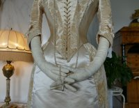 5 antique court dress 188