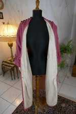 22 antique PARIS HOUSE Coat 1912