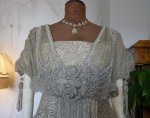 4a antique Maurice Mayer gown 1913