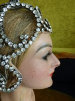 30 antique headpiece 1920