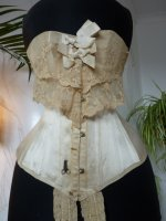 5 antique victorian corset 1895