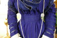 17 antique afternoon dress 1906