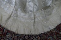 26 antique ball gown 1864