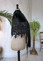17 antique cape WORTH 1880
