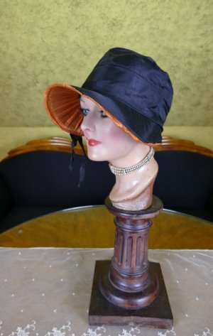 antique cloche 1926