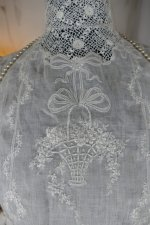 3 antique blouse 1901