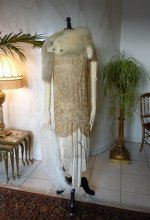 64 antique flapper dress 1920