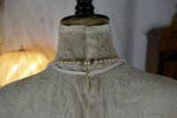 24 antique jackes doucet blouse 1910