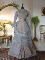 8 antique dress 1877