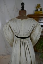 15 antique empire dress 1815
