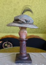 13 antique hat 1912