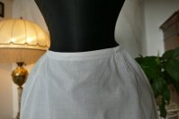 3 antique petticoat 1908