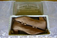 24 antique Boucicaut ball shoes 1890