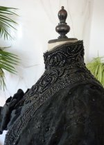 35 antique Worth evening dress 1898