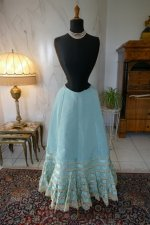 2 antique petticoat 1903