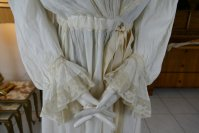 9 antique nightgown 1897