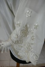 9 antique boudoir jacket 1910