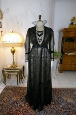 14 antique evening dress 1915