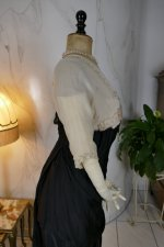 32 antique evening gown Nelmarie 1913
