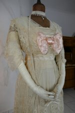 5b antique dress Havet Agnes 1912
