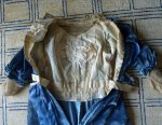 26 antique walking Suit Worth 1908