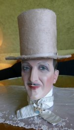 5 antique top Hat 1845