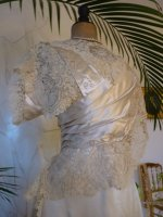 3 antique wedding dress