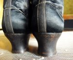 24 antique lace up boots 1867