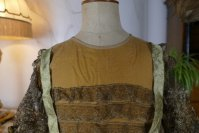 3 antique girls dress 1923