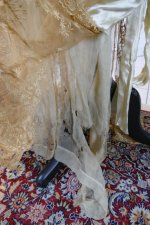 34 antique Drecoll Negligee 1912