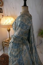 21 antique robe a la francaise 1770
